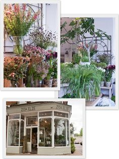 Zita-Elze-Florist-Shop-Flowerona  Stackable tables to. Create customised daily display - what you are currently using