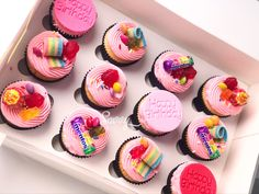 Cupcake Cookies, Cupcakes, Lolly Cake, Tea Party, Chips, Butterfly, Desserts, Diy, Food