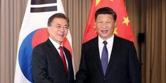 [NewPost]: Οι πρόεδροι Σι και Μουν θα χειριστούν ειρηνικά το ζήτημα της Β. Κορέας | http://www.multi-news.gr/newpost-proedri-moun-tha-chiristoun-irinika-zitima-tis-koreas/?utm_source=PN&utm_medium=multi-news.gr&utm_campaign=Socializr-multi-news