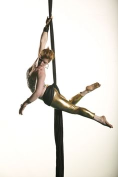 aerial arts nyc; silks