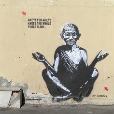 Happy Birthday Gandhi