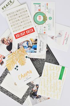 Holiday cards and Christmas cards available now at www.minted.com Photo by @caitlinflemming