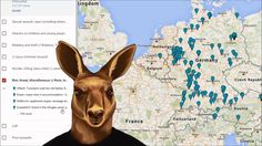 Refugee Migrant Crime Map of Germany