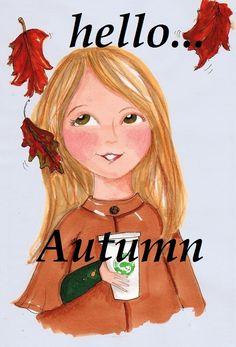 Hello Autumn ❤ Rose Hill Designs