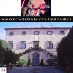 Tenuta di Ferento (Viterbo) - Romantic Weekend in Villa Rossi Danielli