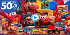 """H wants a Mater birthday. Not """"cars"""" or """"Lightning McQueen."""" Love this little man."""