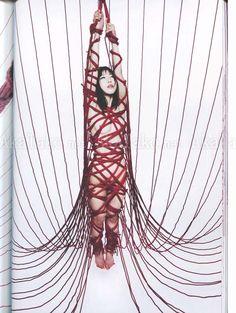 Hajime Kinoko Red SIGNED - inside page