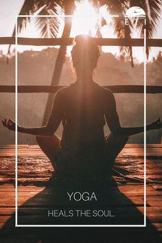 YOGA heals the soul.  Yoga für Anfänger & Fortgeschrittene am Roten Meer.  YOGA ist dein Rendezvous mit deiner Seele. Damit schenkst du dir Zeit, dich selbst zu spüren und deinen Geist bewusst auszurichten. Du wirst deine innere Stimme klar und deutlicher wahrnehmen.  #pranayamas #asanas #mantras #mudras #meditation #entspannung #seele #soul #yoga #heal #sea #meer #egypt #travel #love #relax All Inclusive Urlaub, Am Meer, Relax, Healing, How To Plan, Future, Movie Posters, Movies, Cheap Travel