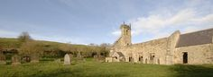 WHARRAM PERCY DESERTED MEDIEVAL VILLAGE  http://www.english-heritage.org.uk/daysout/properties/wharram-percy-deserted-medieval-village/