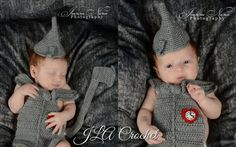 Wizard+of+Oz+Tin+Man+Crochet+Pattern+by+JLACrochet+on+Etsy,+$5.95