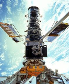 Hubble Space Telescope jigsaw puzzle in Puzzle of the Day puzzles on TheJigsawPuzzles.com