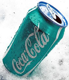 I would switch to coke if this were the color of the can! :)~ ♥