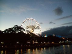 Wheel of Brisbane, South Bank