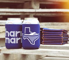 Navy Koozie 2-Pack