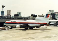 United Airlines Lockheed L-1011-385-3 TriStar 500 aircraft picture
