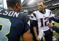 Modern day jousters - Seahawks vs Patriots Super Bowl XLIX preview