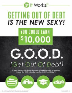 What would you do with $10K Join in the month of May and you have 3 months to earn that bonus http://bodycontouringwrapsonline.com/make-money-become-a-distributor