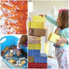 Super Fun Indoor Activities for Toddlers