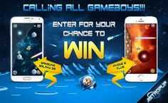"'Calling all Gameboys"" contest is in full swing, and you still have a chance to win iPhone 6 Plus or Samsung Galaxy S5! You can own any one of these for free. Don't miss your chance to try your luck."