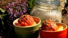 Sitronpudding er kjempegodt, lett å lage og kan ikke mislykkes, sier Tina Nordström i TV-serien Tinas sommerkjøkken.