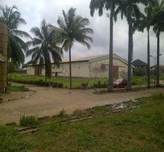 5 Bay Warehouse measuring 2,500 sqm (25,000sq ft) each at Agbara Industrial Layout  #realestate #property #warehouse #forsale #Abeokuta #Ogun #Nigeria