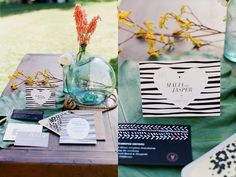 Safari Wedding Inspiration from Utterly Engaged + Propel