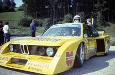 1979 BMW 320i Turbo Schnitzer E21 Group5 Rodenstock/Wuert