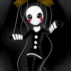 The Puppet by Artiethewolf on @DeviantArt
