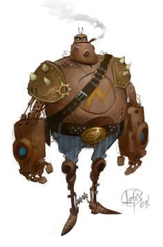 Cory Loftis - The Bossun https://www.facebook.com/CharacterDesignReferences