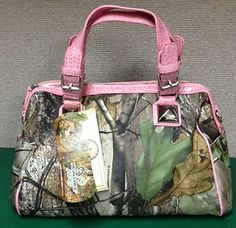 Pink Realtree Purse... LOVE IT!!!