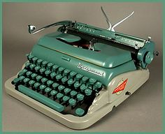 Eclectisaurus | Online Typewriter Museum · Underwood Typewriter Page