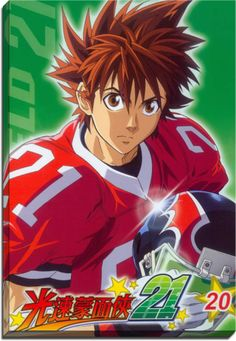 1 TÉLÉCHARGER SCAN EYESHIELD 21 TOME