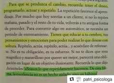 #Repost @patri_psicologa with @repostapp ・・・ Para que se produzca el cambio... #CuentaContigo