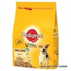Pedigree Small Dog Chicken 3x2.7kg