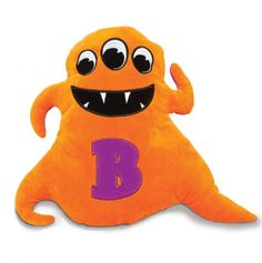 Boogeyfus Plush Toy - Alphabeasts