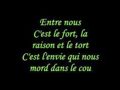Chimene Badi - Entre Nous [Paroles]