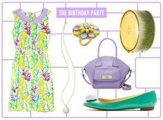 #dresscolorfully happy birthday!