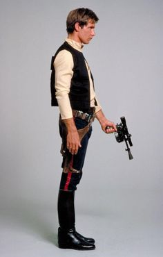 Harrison Ford as Han Solo - Star Wars - this looks like a costume test Harrison Ford, Film Star Wars, Star Trek, Alec Guinness, Gena Rowlands, Xavier Dolan, Faye Dunaway, Hollywood, A New Hope