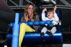 Ticiane Pinheiro e Rafa Justus (Foto: PhotoRioNews)