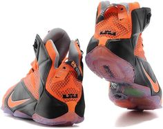 huge selection of 73f8b ebdd0 Lebron 12 Orange Grey Black, cheap Lebron 12 Mens, If you want to look Lebron  12 Orange Grey Black, you can view the Lebron 12 Mens categories, ...