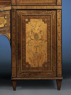 Antique Furniture, English Victorian Sideboard, 19th Century ~ M.S. Rau Antiques
