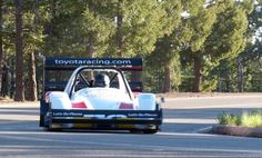 Video: #Electric #Race #Cars storm #2013 #Pikes #Peak #Hill #Climb @Nancy Chipp @TFLcar