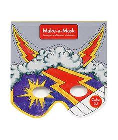 Superhero Make-A-Mask Kit