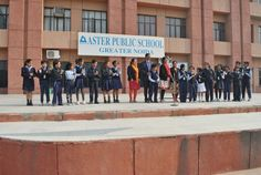 Excellent curriculum dedicated for the overall growth of the student both in studies as well as an individual at Aster Public school Greater Noida. To get Admission Call at 8010109090