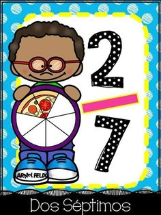 תמונה Go Math, Math For Kids, Learning Time, Kids Learning Activities, Math Clipart, Math School, Math Fractions, 2nd Grade Math, Learning Through Play