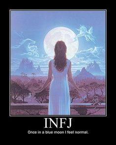 > Infj Personality True!