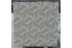 3d cnc interior design with limestone wall tile