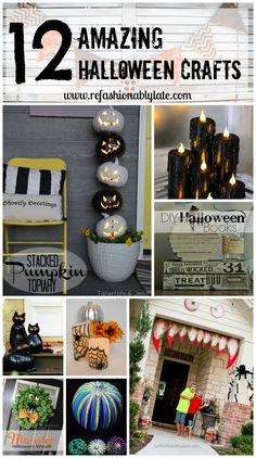 12 Amazing Halloween