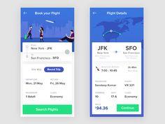 Flight Booking App – Make Mobile Applications App Ui Design, Mobile App Design, Mobile Ui, Web Design, Flight App, Check In App, Event App, Airline Booking, Mobile Application Development