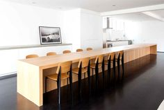 Elegant Space Created for a Young Actor open spaces modern urban life